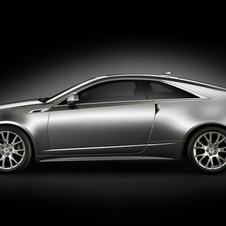 Cadillac CTS Coupé 3.6 V6 Sport Luxury Automatic