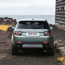 Land Rover Discovery Sport 2.2 TD4 4x4 HSE Luxury