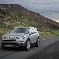 Land Rover Discovery Sport 2.2 TD4 4x4 HSE