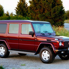 Mercedes-Benz G 300 Lang AT
