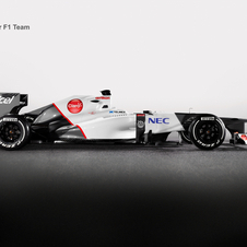 Sauber goes for radical evolution with C31