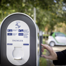 It is adding 170 chargers to five factories around Stuttgart