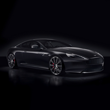 The new Carbon Black accentuates DB9 6.0-litre V12 potential through a strong dark theme