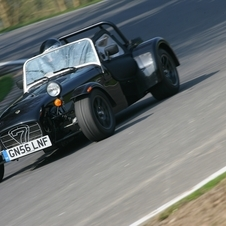 Caterham 7 Superlight 1.6 Sigma SV