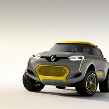 Kwid Concept is the first Renault concept car to be unveiled outside Europe
