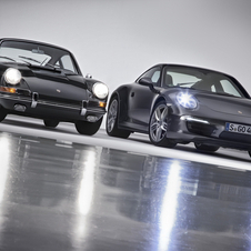 The 911 is celebrating its 50th birthday this year
