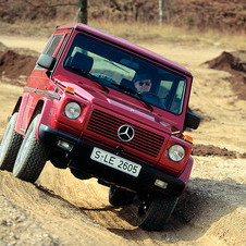 Mercedes-Benz G 350 Turbo Station Wagon