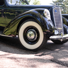 Lincoln Model K Limousine