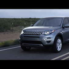 Land Rover Discovery Sport 2.2 TD4 4x4 S