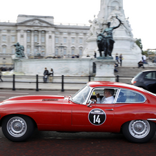 ...the E-Type still looks like a good deal.