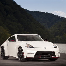 Nissan 370Z Nismo Tech Automatic