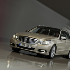 Mercedes-Benz E 350 CDI Station BlueEfficiency Auto