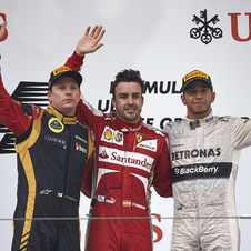 The Chinese Grand Prix was the most exciting F1 race this year