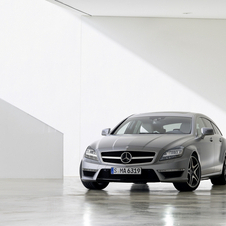 Mercedes-Benz CLS Shooting Brake 63 AMG S 4Matic Auto