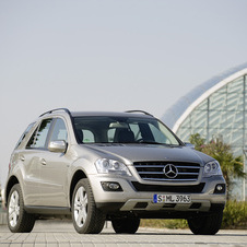 Mercedes-Benz ML 350 CDI Auto.