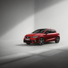 New Seat Ibiza is based on the Volkswagen's MQB A0 platform