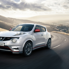 The Juke Nismo will go on sale in early 2013
