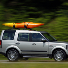 Land Rover Discovery Gen.4