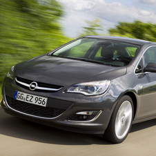 Opel Astra 1.6 CDTI Executive
