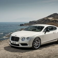 The latest Continental S models turn up the power on the turbocharged V8