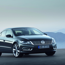 Passat CC Gets Revised Exterior and New Options in Europe