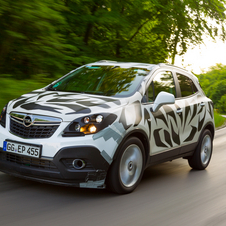 The Mokka will go on sale later this year. Opel is taking orders now.