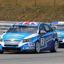 Chevy has dominated WTCC since 2010