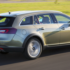 Opel Insignia Country Tourer 1.6 SIDI Turbo