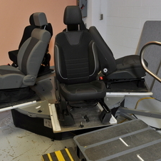 The science of seating: Ford fights back pain