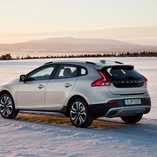 Volvo V40 Cross Country D4 Pro Geartronic