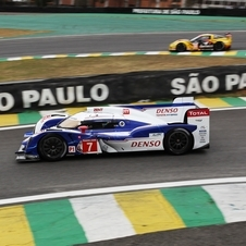 Last year, Toyota scored its maiden victory in Brazil
