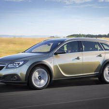 Opel Insignia Country Tourer 2.0 CDTI Active Select