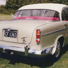 1961 Humber Super Snipe Series II Saloon