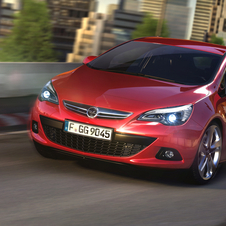 Opel Astra GTC 1.6 Turbo Active Select