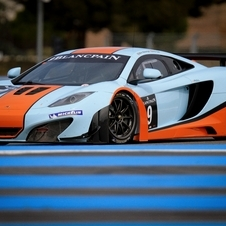 25 McLaren MP4-12C GT3 Cars Ready to Race Throughout Europe