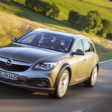 Opel Insignia Country Tourer 1.6 SIDI Turbo Active Select