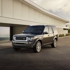 Land Rover Discovery 4 HSE Luxury Limited Edition SDV6