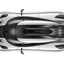 The new hypercar from the Swedish brand has 1340hp of power