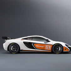 The 650S Sprint and the newly launched 650S GT3 share some design details