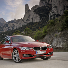 The 3 Series is the bestselling BMW model