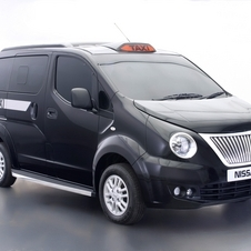 Nissan NV200 Taxi for London