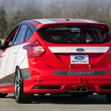 Ford Focus Race Car