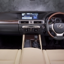 Lexus GS250 Offers Lots of Tech with Smaller Engine