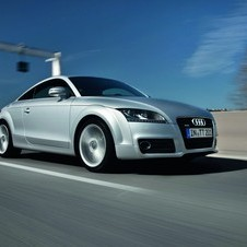 Audi TT Coupe 2.0 TFSI 211 quattro S line AT