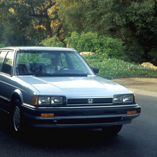 Honda Accord 2.0 EXi Twin Cam