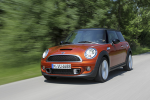 MINI (BMW) Mini Cooper S 184 hp