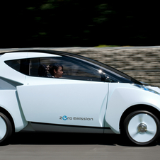 The styling will be adapted to the Twizy