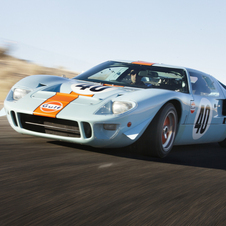 10. Ford GT