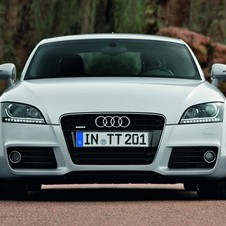 Audi TT Coupe 2.0 TFSI 211 quattro Sport AT