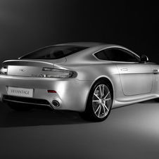 Aston Martin Revises Vantage Range with Exterior Changes New Transmission